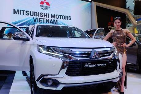 Tân binh Mitsubishi Pajero Sport dự kiến có giá bán từ 1,4 tỷ đồng