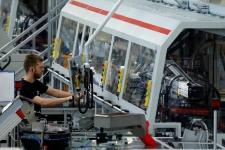Đức lạc quan về triển vọng kinh tế năm 2016