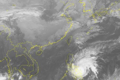 Dự báo thời tiết đêm 8/10: Bão số 6 di chuyển theo hướng Đông Bắc mỗi giờ đi được 5 km