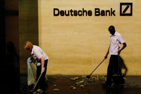 Vụ Deutsche Bank: Cổ đông lớn nhất không dự định bán cổ phần