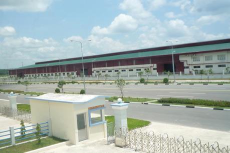 Đầu tư cơ sở hạ tầng KCN Bàu Bàng mở rộng