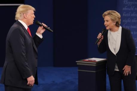 Bầu cử Mỹ 2016: Căng thẳng mở màn cuộc tranh luận thứ hai