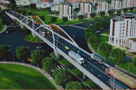Nút giao Lê Hồng Phong – Nguyễn Bỉnh Khiêm sẽ hoàn thành trong tháng 1/2017