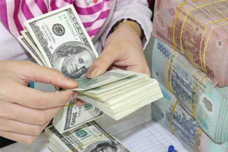 Tỷ giá trung tâm ngày 11/10 tăng 17 đồng