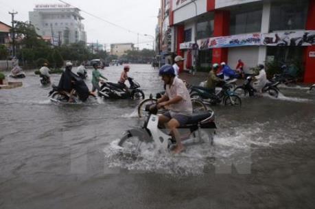 Chủ động đối phó với mưa, lũ, triều cường tại Trung Bộ và hạ lưu ĐBSCL