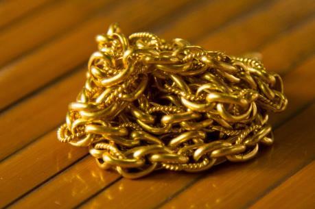 Giá vàng trong nước đắt hơn giá thế giới 1,8 triệu đồng/lượng