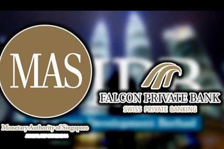 Falcon Private Bank bị tước giấy phép hoạt động, nghi vấn rửa tiền