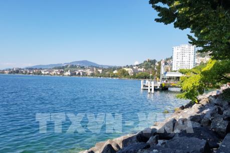 Khám phá thành phố Montreux xinh đẹp bên bờ Léman