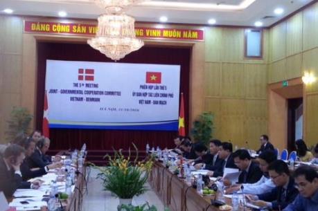 Việt Nam - Đan Mạch tiếp tục thắt chặt quan hệ Đối tác toàn diện