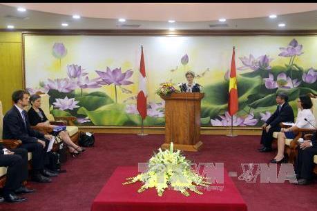 Công bố Chiến lược hợp tác phát triển Việt Nam - Thụy Sĩ giai đoạn 2017-2020
