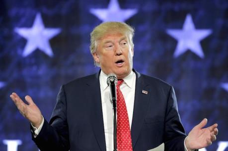 Bầu cử Mỹ 2016: Ông Donald Trump tuyên bố không cần sự ủng hộ của Chủ tịch Hạ viện