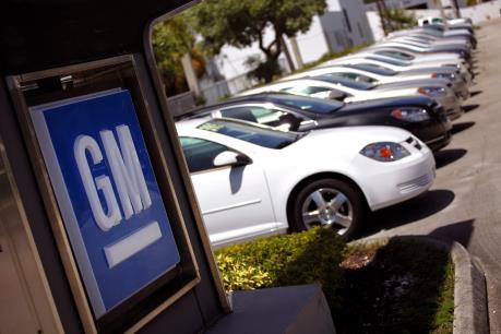 Doanh số bán xe của GM ở Trung Quốc tăng cao