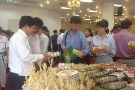 1.800 mặt hàng có mặt tại Tuần lễ nhận diện nông sản thực phẩm an toàn Việt