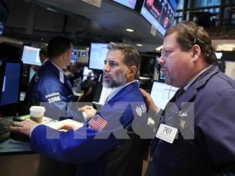 Chứng khoán Mỹ ít biến động trong phiên giao dịch ngày 12/10