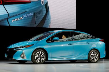 Toyota thu hồi dòng xe Prius tại Australia