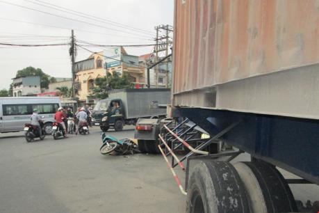 Hải Phòng: Tai nạn giao thông nghiêm trọng khiến hai người tử vong