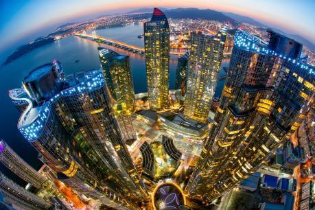 BoK hạ dự báo tăng trưởng kinh tế Hàn Quốc năm 2017