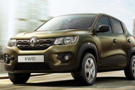 Renault-Nissan sẽ thu hồi gần 51.000 xe Kwid và redi-Go ở Ấn Độ