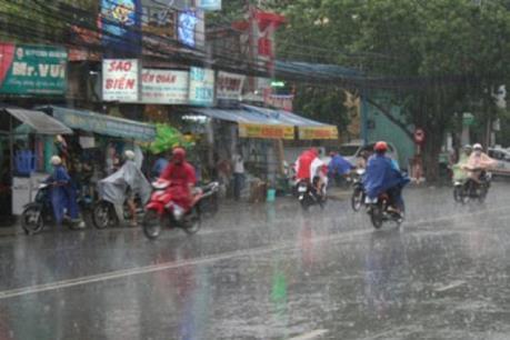 Dự báo thời tiết hôm nay 14/10: Trung Bộ đến Nam Bộ có mưa dông