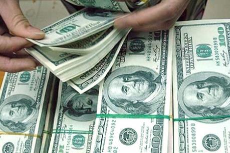 Tỷ giá trung tâm ngày 14/10 giảm 1 đồng