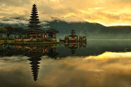 Thiên đường Bali hút khách