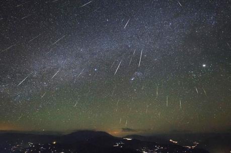 Người Việt có thể quan sát mưa sao băng Orionids vào rạng sáng 21/10