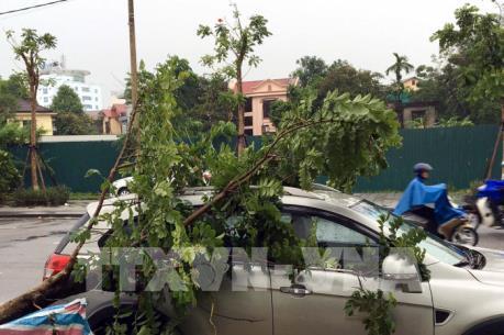 Ảnh hưởng áp thấp nhiệt đới: Mưa lớn kèm lốc xoáy gây nhiều thiệt hại ở Thừa Thiên - Huế