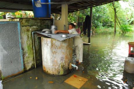 Ngập lụt tại Tp. Hồ Chí Minh - Bài 2: Ngập không chỉ từ thiên tai
