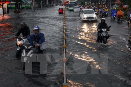 Ngập lụt tại Tp. Hồ Chí Minh - Bài 3: Quy hoạch chống ngập đi sau... ngập