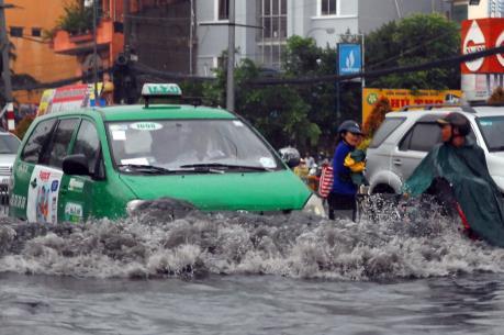 Ngập lụt tại Tp. Hồ Chí Minh - Bài 4: Dựa vào tư duy mới về quy hoạch
