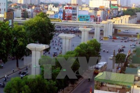 Dự án đường sắt Cát Linh-Hà Đông: Thưởng 2 triệu USD cho nhà thầu phụ vượt tiến độ