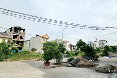 Dự án Khu nhà ở thành phố Việt Trì: Yêu cầu chủ đầu tư nộp đủ số tiền nợ theo quy định
