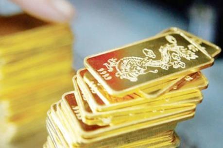 Giá vàng châu Á giảm trong bối cảnh đồng USD tăng giá