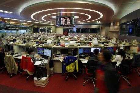 Chứng khoán châu Á ngày 14/10 lên điểm nhờ số liệu kinh tế Trung Quốc