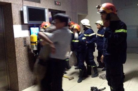 Xảy ra nhiều vụ mắc kẹt trong thang máy tại Thành phố Hồ Chí Minh