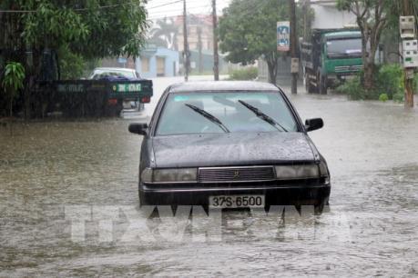 Dự báo thời tiết đêm nay ngày mai: Nghệ An và Hà Tĩnh vẫn mưa rất to