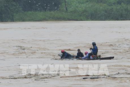 Cập nhật về thiệt hại do mưa lũ ở Hà Tĩnh và Quảng Bình