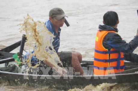 Công điện của của Thủ tướng về ứng phó khẩn cấp mưa lũ tại miền Trung