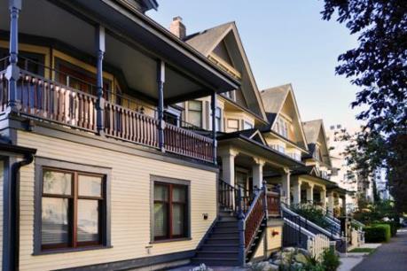 Giá nhà trung bình tại Canada tăng 9,5% trong tháng 9
