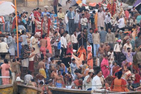 Giẫm đạp tại miền Bắc Ấn Độ, 17 người thương vong