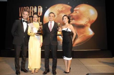 Vietravel 4 năm liên tiếp đạt giải thưởng Du lịch Thế giới WTA
