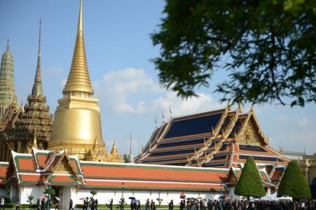 Thái Lan mở cửa Hoàng cung để người dân đến viếng Nhà Vua