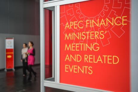 Bộ trưởng Tài chính APEC cảnh báo chống âm mưu bảo hộ và phá giá tiền tệ