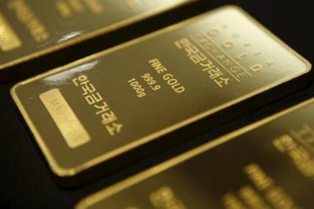 """Thị trường vàng """"trầm lắng"""" trước khả năng Fed nâng lãi suất"""