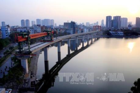 Hà Nội rà soát công tác an toàn lao động tại dự án đường sắt Cát Linh - Hà Đông