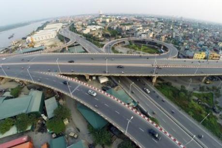 Hà Nội khởi công dự án xây dựng, mở rộng đường Tam Trinh
