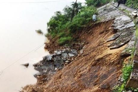 Đề phòng nguy cơ xảy ra lũ quét, sạt lở đất, ngập úng từ Quảng Nam đến Khánh Hoà