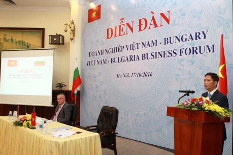Doanh nghiệp Bulgaria quan tâm các chính sách ưu đãi thu hút đầu tư tại Việt Nam