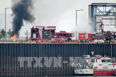 Xác định được thương vong trong vụ nổ nhà máy hóa chất tại Đức