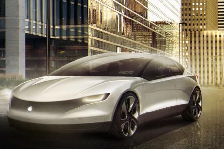 Apple thu hẹp tham vọng phát triển xe ôtô của riêng mình